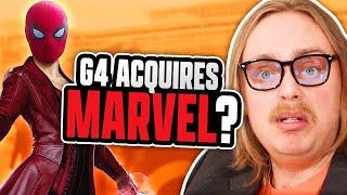 G4 Takes Over the MCU!!! New Spider-Man Origin?