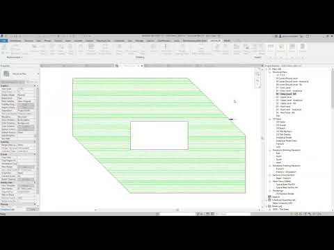 CADS RC3D for Revit - Varying Step Taper