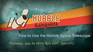 How to Use the Hubble Space Telescope