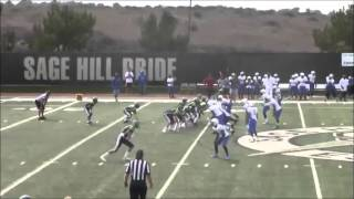 General Booty 13 Year Old QB Highlights