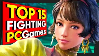 Top 15 PC Fighting Games of the Last 10 Years (2009-2019) | whatoplay