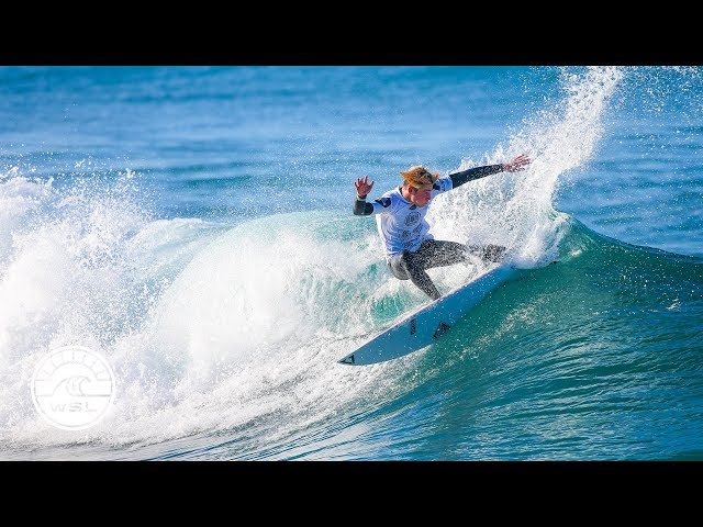 2018 Caparica Primavera Surf Fest Highlights: Competition Intensifies on Day 2