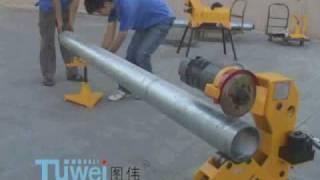 Mesin Potong Pipa 12 inch  Pipe Cutting Machine weka taiwan