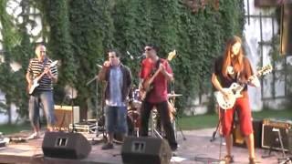 Video Pechfógl - koncert na hradě Bítov 2009