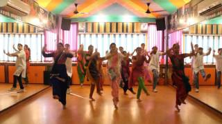 Sweetu | Disco Singh | Choreographed By Step2Step Dance Studio