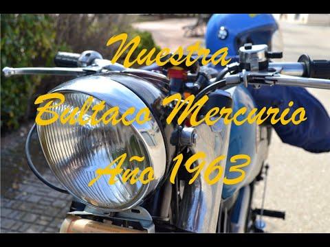 Bultaco Mercurio de 1963