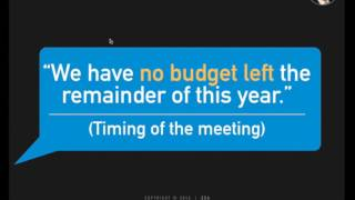 Our Budget is Set Already | ESA Top 5 Minute