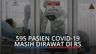 Sudah 1.010 Warga Sumbar Meninggal Akibat Covid-19, Sebanyak 595 Orang Masih Dirawat di RS