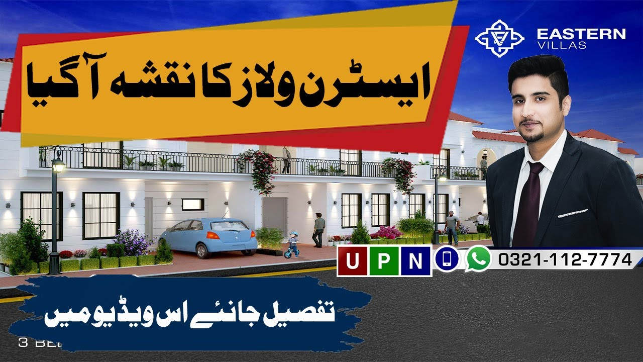Bahria Paradise Villas - Premium Luxury Bungalows for Privileged Living