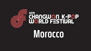 2019 K-POP World Festival Morocco
