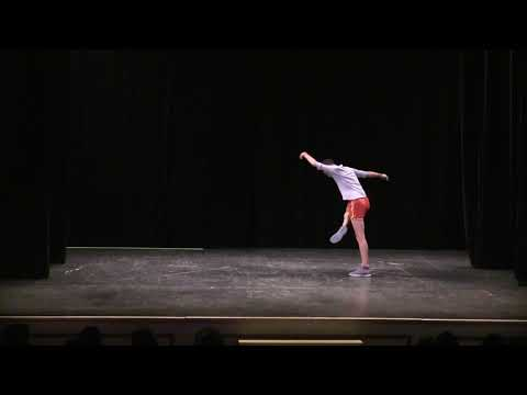 Structured Improvisation Performance at Philadelphia Dance Day 2019