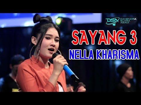 , title : 'Nella Kharisma - Sayang 3 [OFFICIAL]'