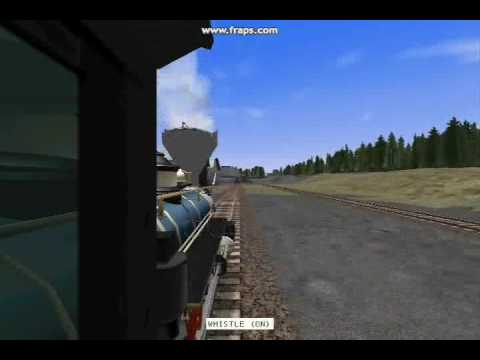 (MSTS & Trainz) Train Wrecks! Mp3