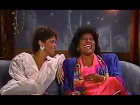 , title : 'Friday Night Videos (1986) - Sisters Phylicia Rashad and Debbie Allen Host'