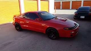 Celica All Trac Turbo Walkaround