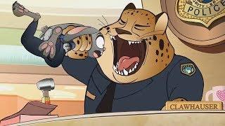 Clawhauser Eats Judy/Great Jagras Eats Rathalos (5SAS)