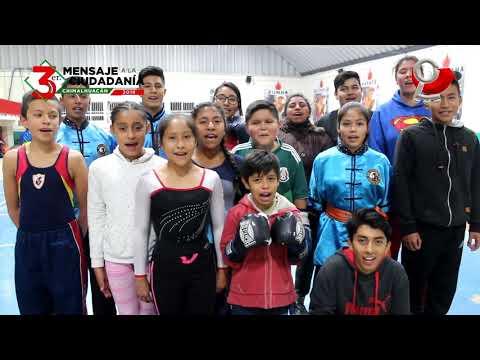 Tercer año de gobierno en Chimalhuacán