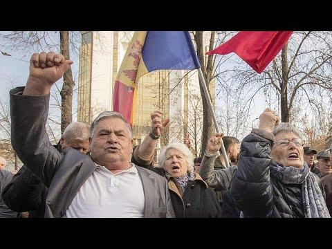 Μολδαβία: Κρίσιμες προεδρικές εκλογές – Επανάληψη της αναμέτρησης του 2016…