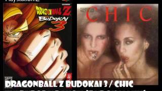 Dragonball Z Budokai 3 Level Up Theme and Everybody Dance! (CHIC) Mashup