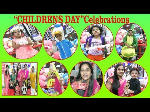 Little Ducklings Pre-School Children's Day Celebration in Visakhapatnam,