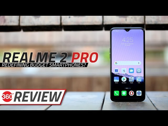 Realme 2 Pro OTA Update With Selfie Camera, Battery