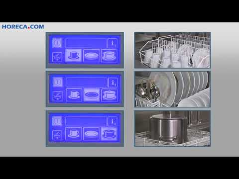 Video Winterhalter PT doorschuifvaatwasmachine
