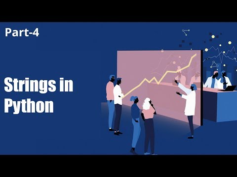 Learn Strings in Python | Part 4 | Eduonix