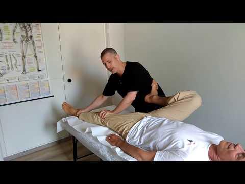 Esercitare le articolazioni della spalla