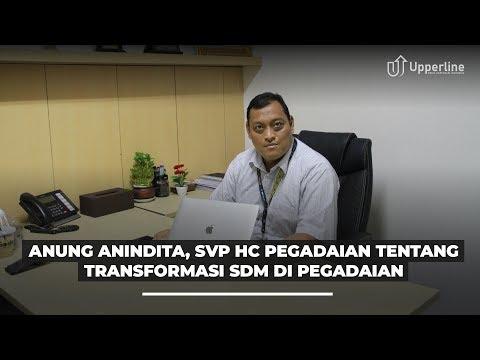 Anung Anindita, SVP HC Pegadaian tentang Transformasi SDM di Pegadaian