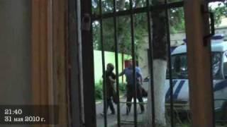 Сломанная рука Артемьева. Версия ubl.livejournal.com