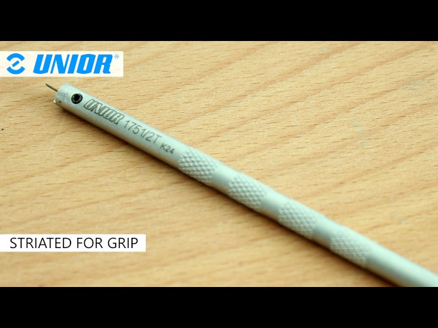 Видео Инструмент Unior Tools Nipple insertion tool