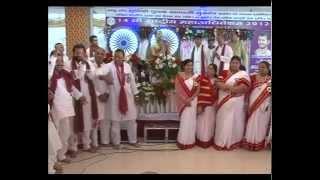 Rashtrasant Muni Pulak Sagar Ji !! Gurudev Sasandh Ke Paawan Sasngh Me !! Part 2 #Munipulaksagar