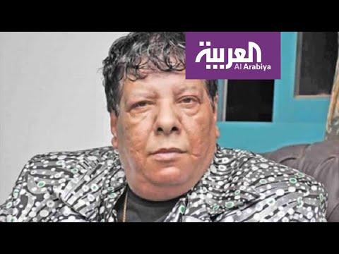 العرب اليوم - شاهد: جنازة الفنان شعبان عبدالرحيم ووداع مؤثر من ابنه