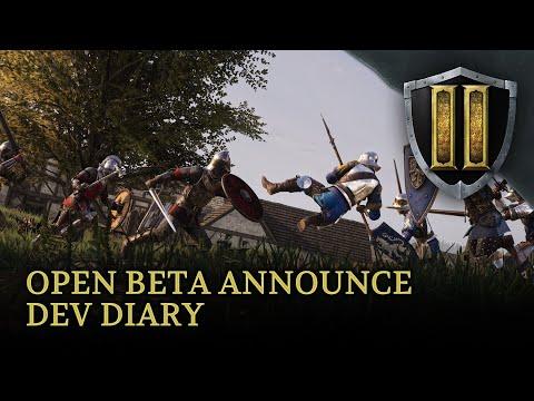 Date son Open Beta de Chivalry 2