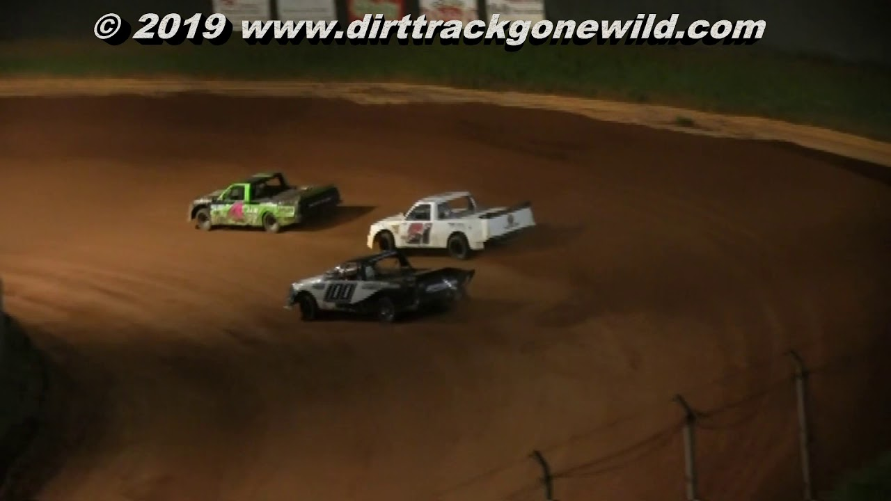 Pro Trucks at Toccoa Raceway June 29th 2019