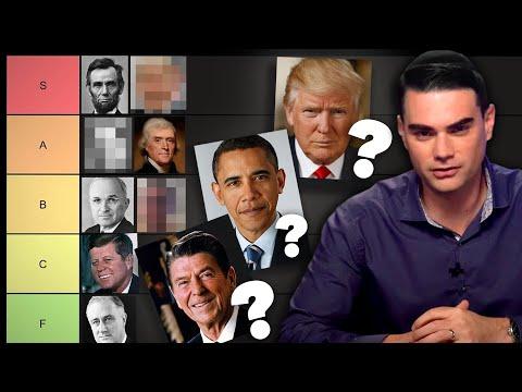 , title : 'U.S. Presidents Tier Ranking!