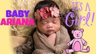 BABY ARIANA IS BORN Kaycee, Rachel & Travis' little sister