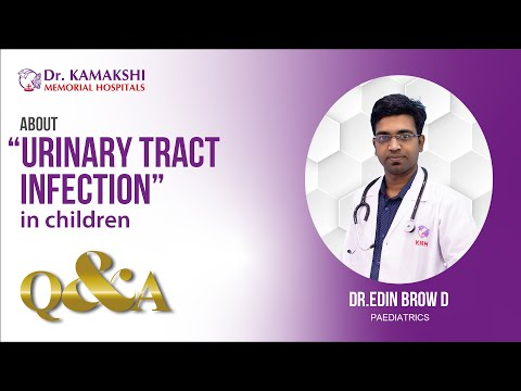 drkmh-About Urinary Track Infection in Children | Dr EDIN BROW