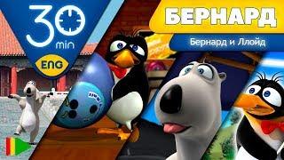 БЕРНАРД: Приключения Бернарда и Ллойда | 30 минут (Подборка)