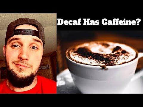 Decaf Coffee Has Caffeine! - 2 Months Without Caffeine!