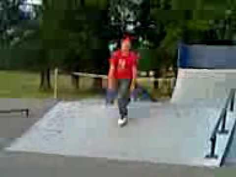searcy Skatepark cj hill backflip