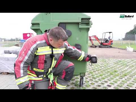 Thermal Imager for firefighters: Bullard QXT