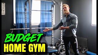 Budget Home Gym Setup! (Bedroom Gym For Cheap)