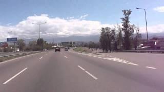 preview picture of video 'Ingreso a Mendoza'