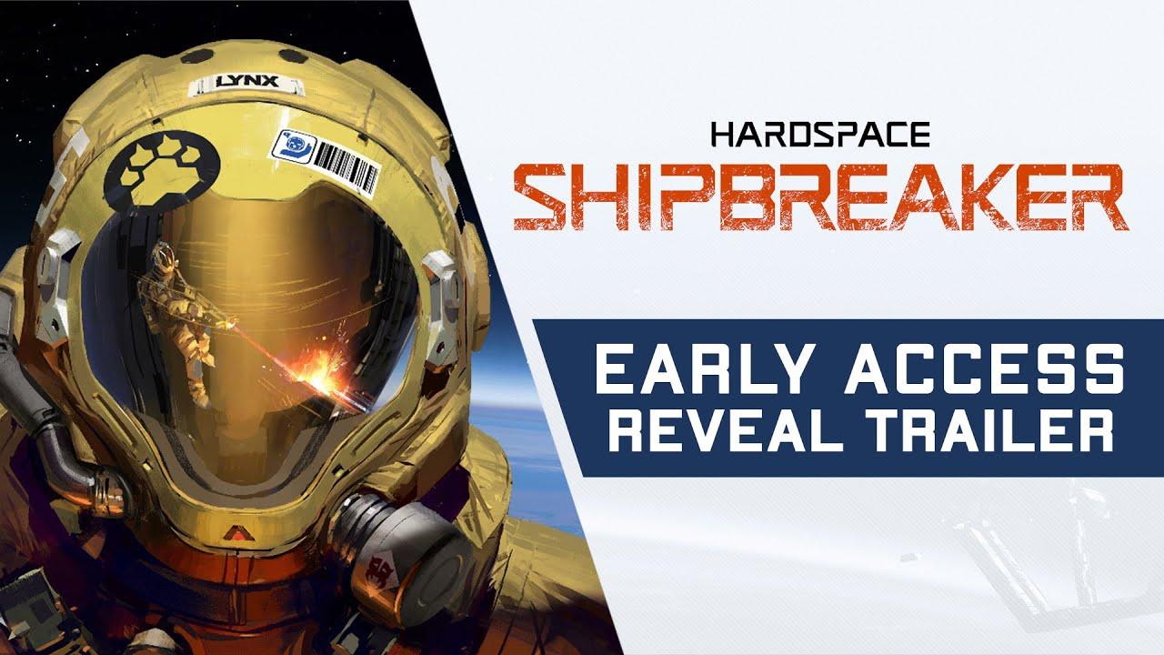 Трейлер игры Hardspace: Shipbreaker