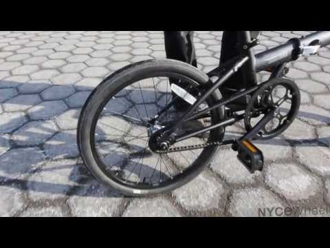 Dahon Speed Uno Folding Bike Review (MUST SEE)