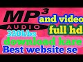 New bollywood mp3&video song download kaise kare Google se, how to download mp3Latest song best
