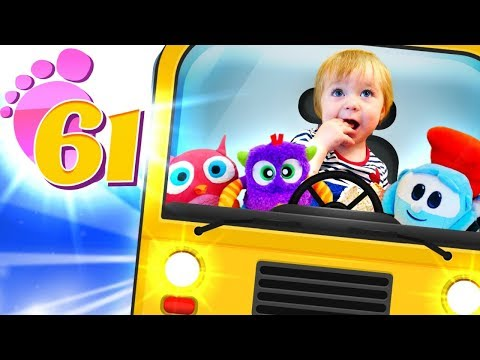 Привет, Бьянка и Маша Капуки - Шоу для детей - Автобус.