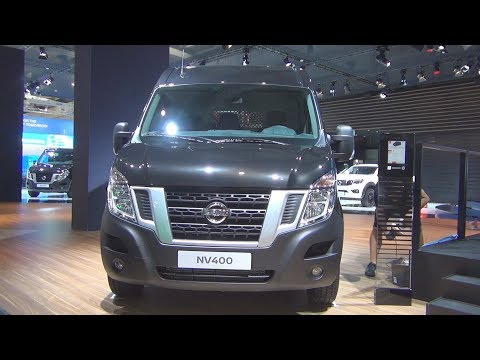 Nissan NV400 L2H2 dCi 170 6MT Panel Van (2019) Exterior and Interior