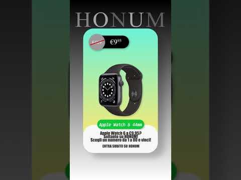 Spot Apple Watch - Honum Italia